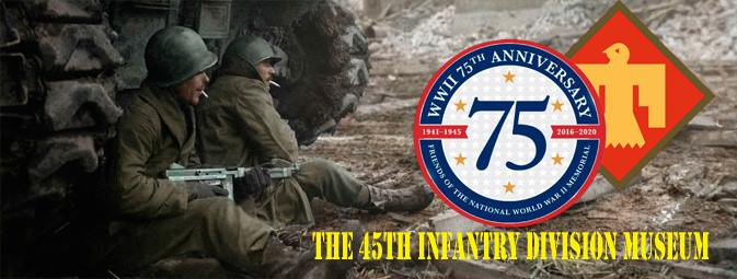 45th Infantry Division WW2