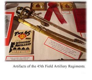 45th Field Artillery Regiment